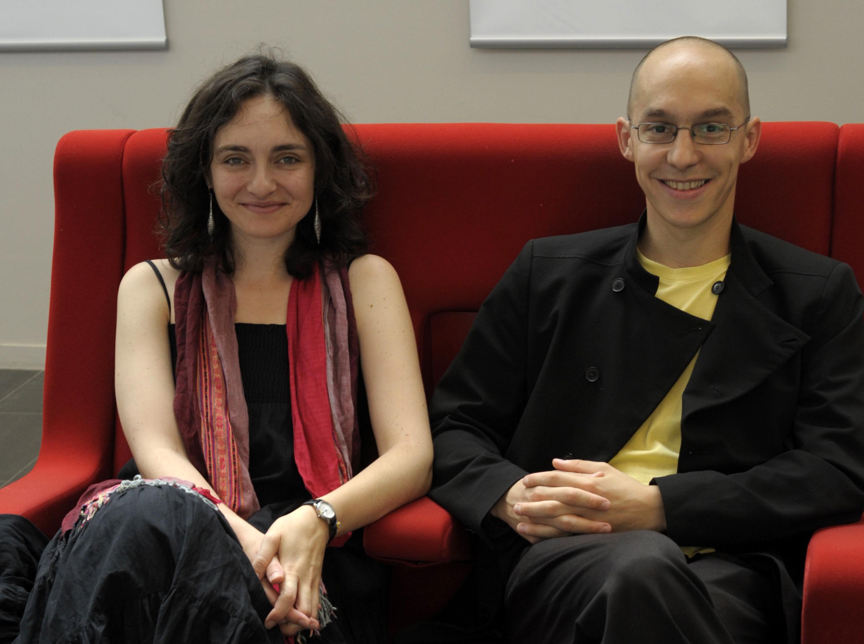 'Noor' directors í‡aÄŸla Zencirci and Guillaume Giovanetti
