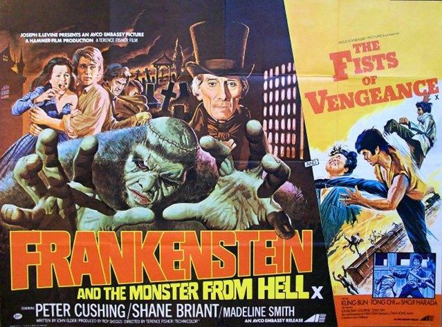 FrankensteinAndTheMonsterFromHell_doublebill_quad